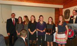 CSHOF 2013 Awards Banquet. February 18, 2013.