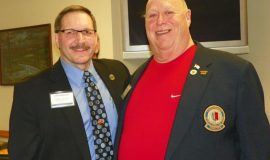 Chip Johnson and Joe DiMaio