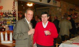 Felix Muzza and Terry Heslink