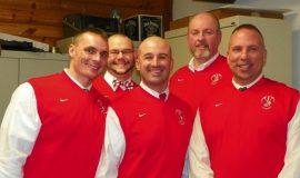 JHS football coaches