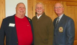 Joe DMaio, Gary Peters, Randy Anderson.