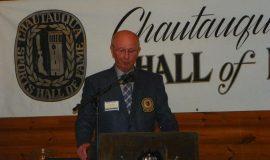 Randy Anderson, CSHOF president