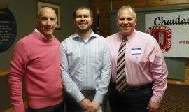 John, Ryan, and Lou Deppas.