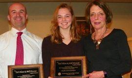 Olsen Present Award