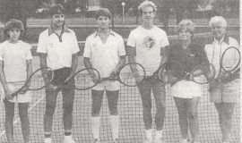 Some of the Winners. 1985.