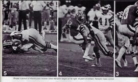 Bill Bergey Plays a Mean Game. <em>Pro!<em>,  October 24, 1976. page 2.</em></em>