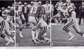 Bill Bergey Plays a Mean Game. <em>Pro!<em>,  October 24, 1976. page 3.</em></em>