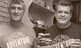 Bill Bergey & brother Bruce