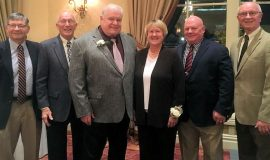 Section 6 Hall of Fame Induction Dinner, December 6, 2019.
