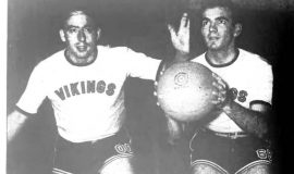 Viking Aces To Face Red Heads. December 13, 1947.