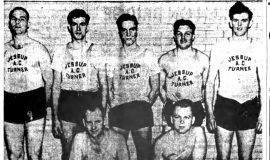 Set For State Meet.  March 3, 1946.