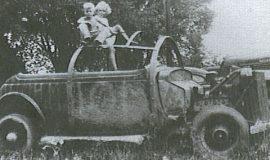 Bill Rexford's 1949 Pennyroyal car.