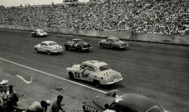 Bill Rexford #59 at 1950 Southern 500 (Darlington, SC)