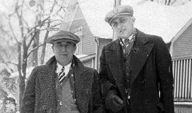 Billy Webb on left