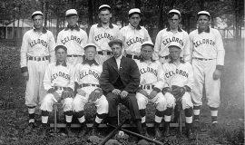 Celoron team photo.