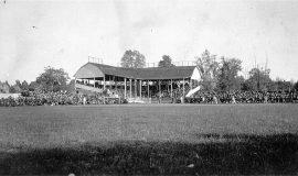 Celoron Park grandstand