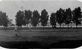 Celoron Park ballfield.