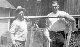 Billy Webb on left.