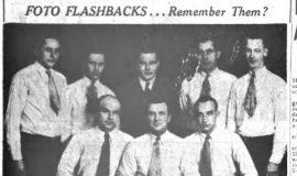 Foto Flashbacks... Remember Them? October 31, 1957.