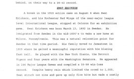 William M. Webb, The Man and His Legacy, by Greg Peterson. Page 18..