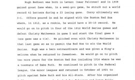 William M. Webb, The Man and His Legacy, by Greg Peterson. Page 28.