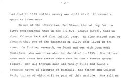 William M. Webb, The Man and His Legacy, by Greg Peterson. Page 3.