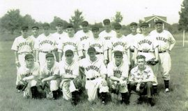 1947 Steel Partiion Bombers