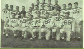 1962 Pine Valley varsity football team.