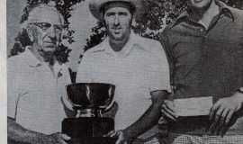 Another Leg On Trophy. 1973.