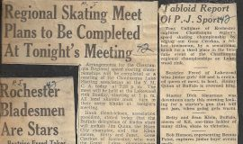 Regional Skating Meet Plans to Be Completed
