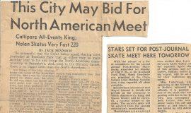 This City May Bid For North American Meet