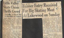 Little Valley Skate Classic Thrills Crowd
