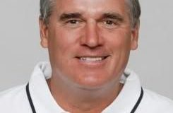 Bob Palcic, New Orleans Saints tight ends coach, 2005.