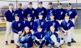 1997 Frewsburg baseball team.