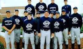 2003 Frewsburg baseball team.