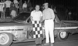 Eriez Speedway. August 4, 1961.