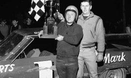 Bob Schnars with Gary Fosberg, 1967.