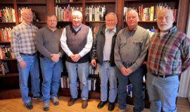 Randy, Mel, Ron, Bob, Link, Mick.. February 2012.