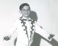 Bradley Zimmer, 1958.
