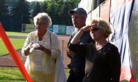 Bonnie, Doug and June.