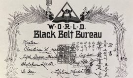 World Black Belt Bureau.