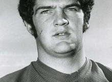 Chuck Crist NY Giants 1973.