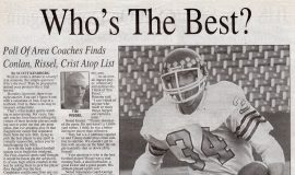 Who's The Best? September 5, 1996.