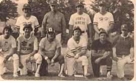 Hungry Horse Sweeps To Softball Crown. ugust 28, 1980.