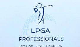 LPGA Professionals Top-50 Best Teachers award, 2020-2021.