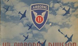 Flash Olson served as a paratrooper in the 11th Airborne Division from 1950 to 1951.