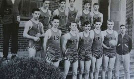 1948 SWCS Volleyball - Flash Olson #10.