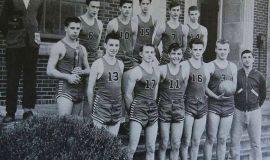 1948 SWCS Volleyball - Flash Olson #10.