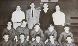 1956 SWCS wrestling team.
