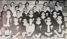 1962 SWCS wrestling team.